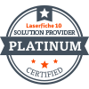 Laserfiche Platinum Level Solution Provider