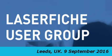 Laserfiche User Group